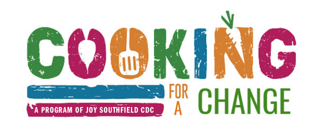 Logo for Cooking for Change