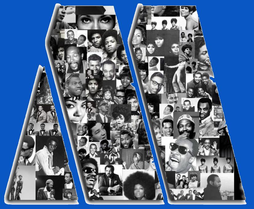 Musical Artist Photo Collage